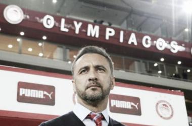 Após 'dobradinha', Vítor Pereira está de saída do Olympiakos