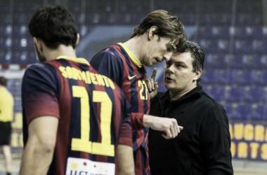 Viran Morros amplía su contrato con el FC Barcelona hasta 2018