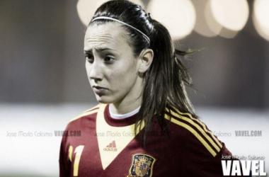 """Virginia Torrecilla: """"Es una competición, cuantos más goles mejor"""""""