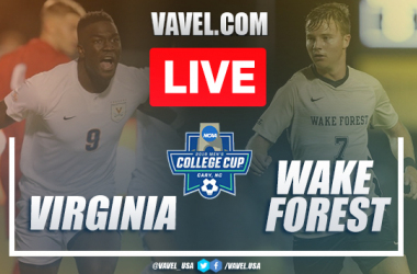 Goals and Highlights: Virginia 2-1 Wake Forest in 2019 Men's College Cup