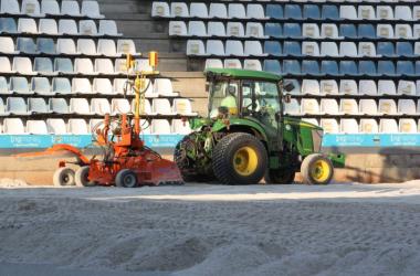 El Lleida no jugará en el Camp d'Esports hasta el 28 de septiembre