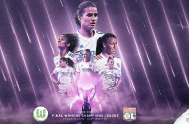 Conheça a jornada do Lyon, atuais hexacampeãs da Champions Women