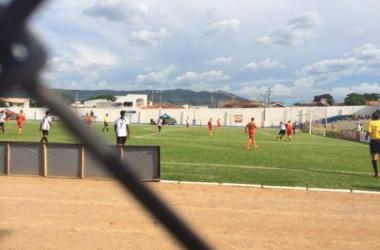 Vitória despacha o Atibaia e se classifica para a segunda fase da Copa SP