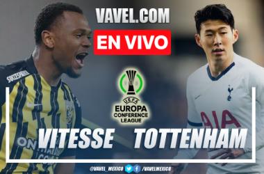 Gol y resumen del Vitesse 1-0 Tottenham en Conference League 2021