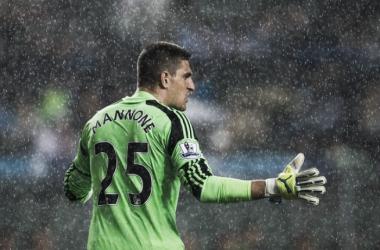 Manonne en un encuentro ante el Tottenham la temporada pasada. Foto: Premier League