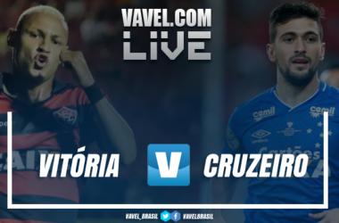 Resultado Vitória 1 x 1 Cruzeiro pelo Campeonato Brasileiro 2018