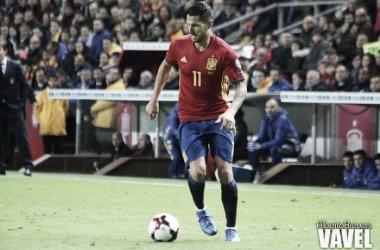 Anuario VAVEL Selección Española 2017: Vitolo, una montaña rusa de sensaciones