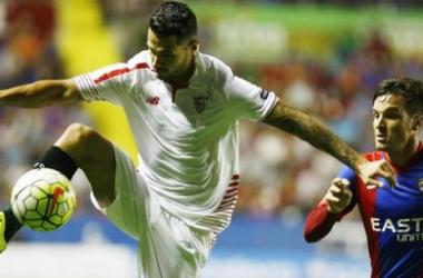 Levante UD-Sevilla FC: puntuaciones del Sevilla, jornada 3 Liga BBVA