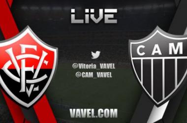Campeonato Brasileiro: Vitória x Atlético-MG