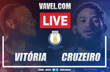 Gols e melhores momentos Vitória 0x1 Cruzeiro pela Série B