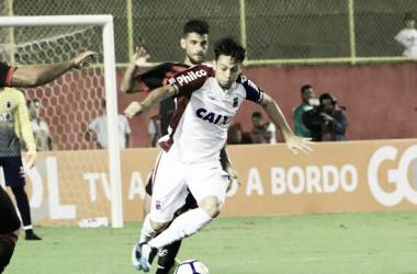 No primeiro turno, o Vitória venceu, por 1 a 0, no Barradão (Mauricia da Mata / EC Vitória)