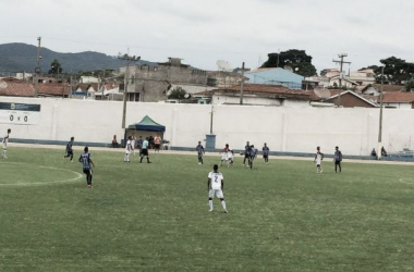 Vitória joga mal e empata com o Porto na estreia pela Copa SP