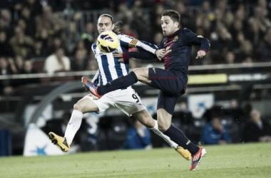 Resultado partido Barcelona - Espanyol  en directo  en la Supercopa de Catalunya 2014