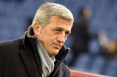 Lazio oficializa demissão de Petkovic e confirma Edy Reja como substituto
