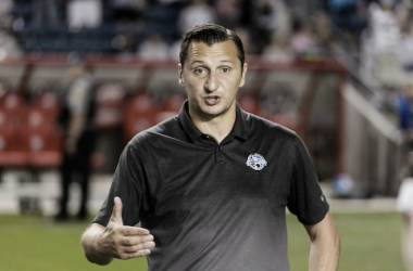 FC Kansas City fined for head coach Vlatko Adonovoski's post-game comments. | Source: Excelle Sports