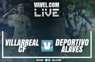 Villarreal y Alavés se miden en el Estadio de la Cerámica. | Imagen: VAVEL