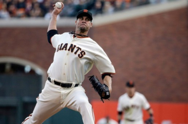 Pittsburgh Pirates Agree To One-Year Deal With Ryan Vogelsong