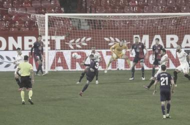 Sevilla 1-1 Real Valladolid: un Sevilla conformista se deja dos puntos ante un insistente Pucela