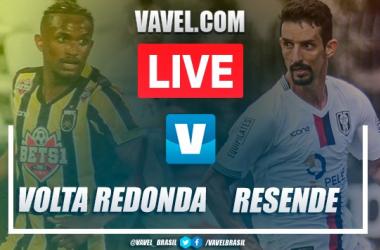Gols e melhores momentos de Volta Redonda 2 x 1 Resende pelo Campeonato Carioca 2020
