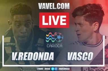 Gol e melhores momentos de Volta Redonda 1 x 0 Vasco pelo Campeonato Carioca