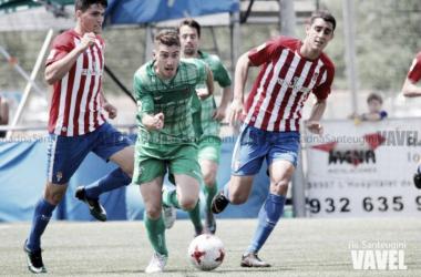 Sporting vs Cornellà / Foto: Ari Santeugini (VAVE)