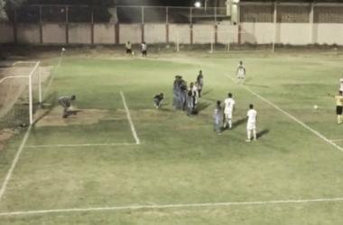Diego Giaretta marca, Vila Nova supera São Raimundo-RR e se classifica na Copa do Brasil