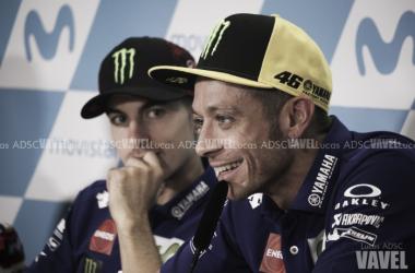 """Rossi: """"Tengo la experiencia de una lesión igual, eso ayuda"""""""