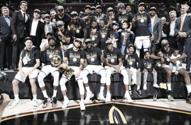 Foto: @warriors
