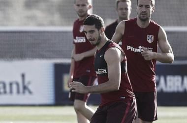 La enfermería del Atlético condiciona su viaje a Las Palmas