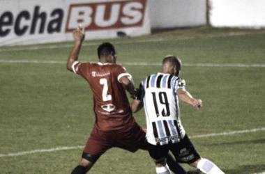 Último partido entre Almagro y Tristán Suárez, donde El Tricolor perdió de local 1-3.