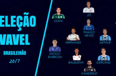 Seleção VAVEL do Brasileirão 2017