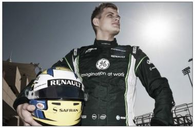 Marcus Ericsson na sua atual equipa, a Caterham. (Fonte: Formula 1 )