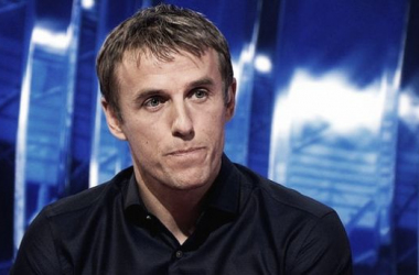 Valencia anuncia Phil Neville como novo auxiliar técnico de Nuno Espirito Santo