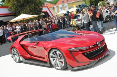 Volkswagen GTI Roadster Concept (Imagen: Carscoop.com)