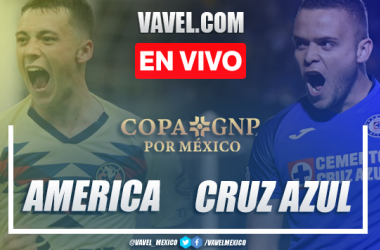 América 1-4 Cruz Azul: Goles y resumen de Amistoso Copa GNP 2020