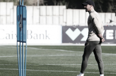 Simeone contra el Barcelona, siempre hay una primera vez