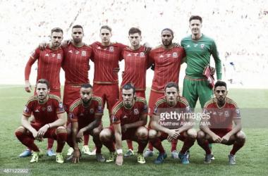 País de Gales uma das surpresas do Euro 2016