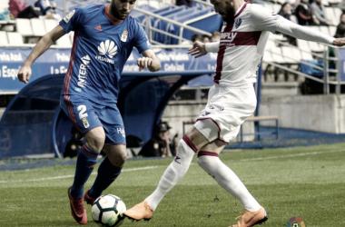 La SD Huesca no encuentra la victoria en Oviedo