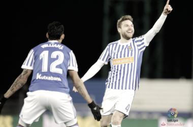 Illarramendi, líder realista y centrocampista estrella de la Liga