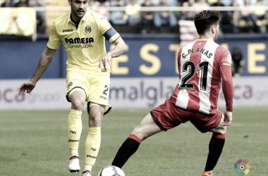 Mario Gaspar / Foto: La Liga