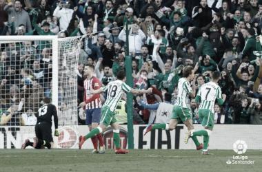Previa Real Betis - Atlético de Madrid: ganar para acercarse a Europa