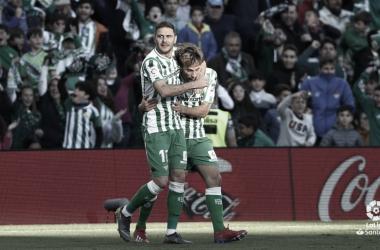 Propósito para Año Nuevo: no encajar goles en el Villamarín
