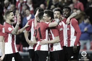 Athletic Club- Levante: Puntuaciones del Athletic Club, jornada 30 Liga Santander