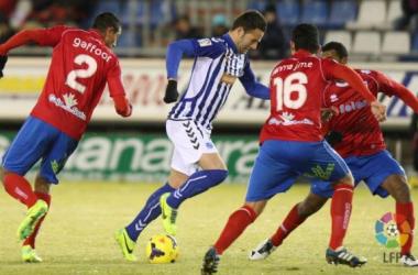 Deportivo Alavés - CD Numacia: sólo vale ganar