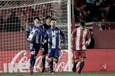 Ibai Gómez, mejor jugador del partido para los lectores de VAVEL | Fotografía: LaLiga