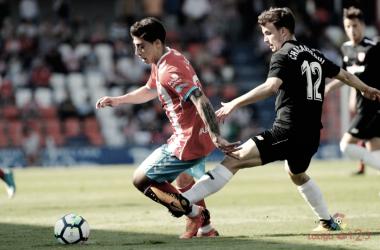 Álvaro Lemos, nuevo lateral derecho de la Unión Deportiva