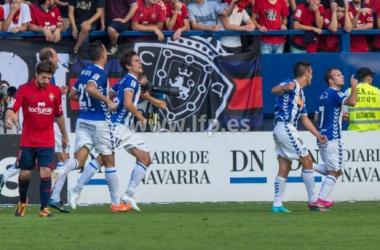 El objetivo: Deportivo Alavés