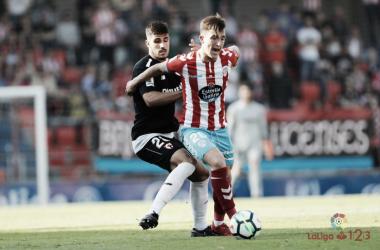 Lugo-Sevilla Atlético; puntuaciones del Lugo, 38ª jornada de Segunda División