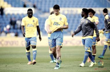 UD Las Palmas - Girona: 1x1 de Las Palmas,jornada 38 de la Liga Santander