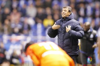 """José González: """"Mis futbolistas han sido muy valientes"""""""